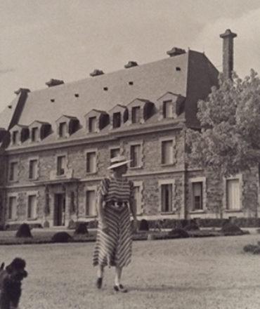 Histoire de notre maison de famille haut de gamme à louer : La Richardière