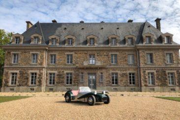 Domaine d'exception à louer à Angers (49)