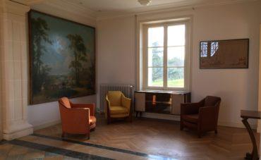 chambre de notre maison de caractère haut de gamme à louer